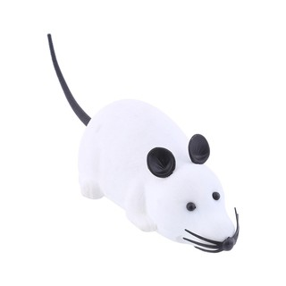 Wireless Remote Control RC Electronic Rat Mouse Mice Toy For Cat Puppy Xmas Gift