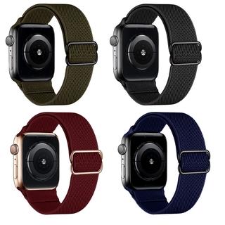Dây Đeo Thay Thế Chất Liệu Nylon Thời Trang Cho Apple Watch