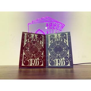 bộ bài tây Smoke & Mirrors v4+v6 originals [ hàng Mỹ ]