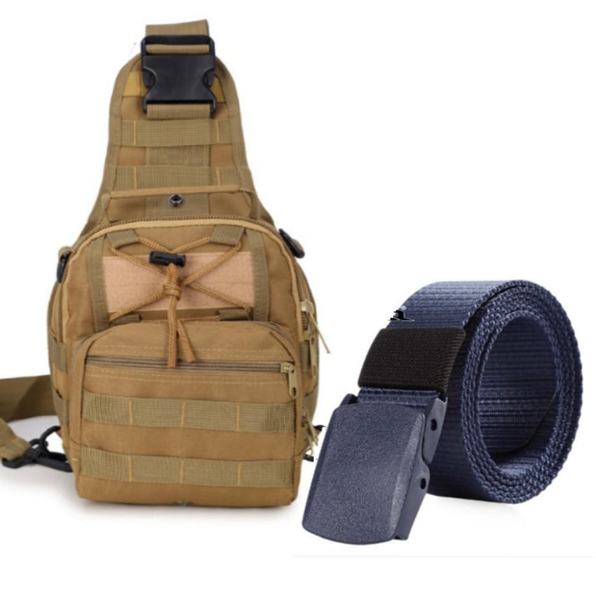 Thắt lưng dù chiến thuật và túi đeo ngực đi phượt phong cách Quân đội Mỹ + Tặng 1 móc khóa da cao cấ - 3056142 , 789059772 , 322_789059772 , 612000 , That-lung-du-chien-thuat-va-tui-deo-nguc-di-phuot-phong-cach-Quan-doi-My-Tang-1-moc-khoa-da-cao-ca-322_789059772 , shopee.vn , Thắt lưng dù chiến thuật và túi đeo ngực đi phượt phong cách Quân đội Mỹ + T