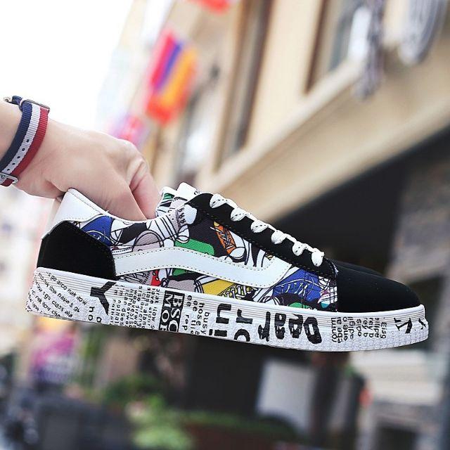 Giày thể thao Vans Old Skool thời trang năng động cho nam và nữ