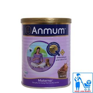 Sữa Bà Bầu Anmum Materna Hương Socola Hộp 400g (Dành cho bà mẹ mang thai và cho con bú) thumbnail