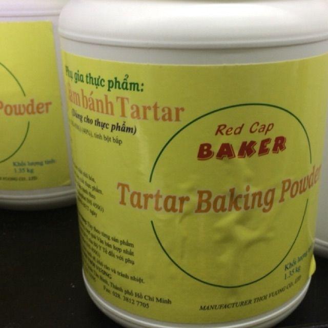Bột bông lòng trắng trứng Cream of tartar 1.35kg - 22772608 , 4300158439 , 322_4300158439 , 280000 , Bot-bong-long-trang-trung-Cream-of-tartar-1.35kg-322_4300158439 , shopee.vn , Bột bông lòng trắng trứng Cream of tartar 1.35kg