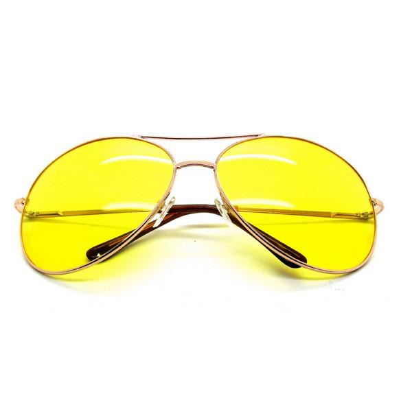 Kính nhìn xuyên đêm kèm bao da - Kính Night View Glasses