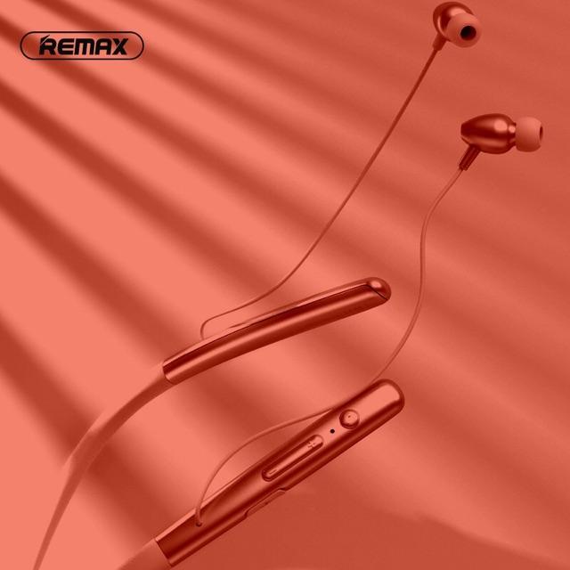 Tai nghe bluetooth tai nghe remax RB-S16 dáng thể thao-Tai nghe không dây kết nối bluetooth-tai nghe chính hãng giá rẻ