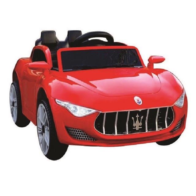 Ô tô điện trẻ em XL-158 2 chỗ ngồi có điều khiển từ xa , có nhún nhảy