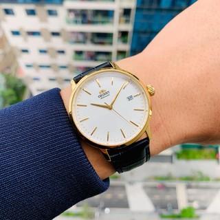 Đồng hồ cơ nam Orient Maestro Gold RA-AC0E03S chính hãng