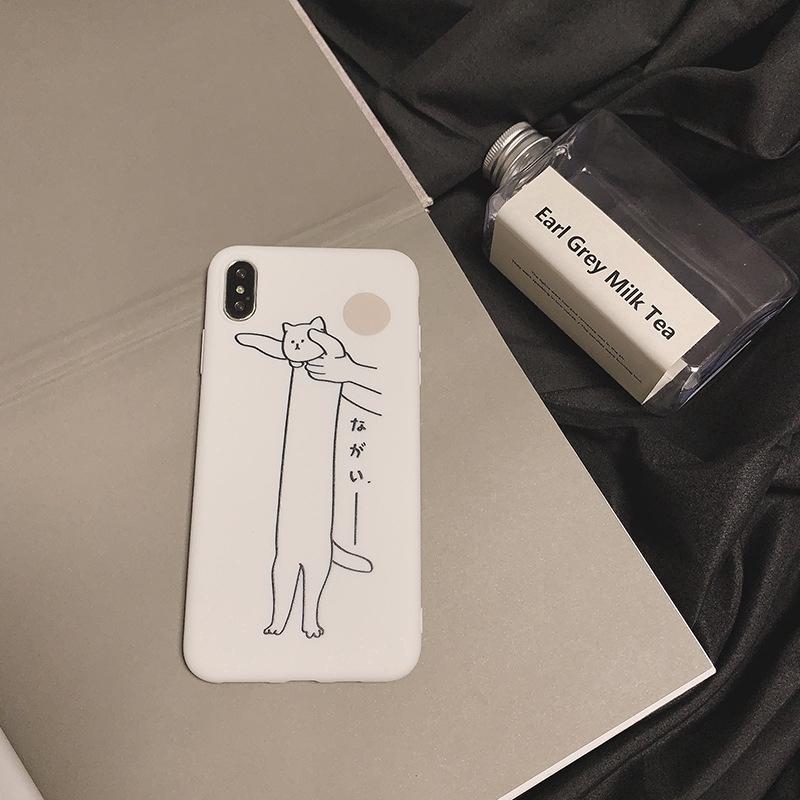 Ốp iphone TPU cho iPhone 11 iPhone 6 6s 7 7Plus 8 Plus X Xr Xs