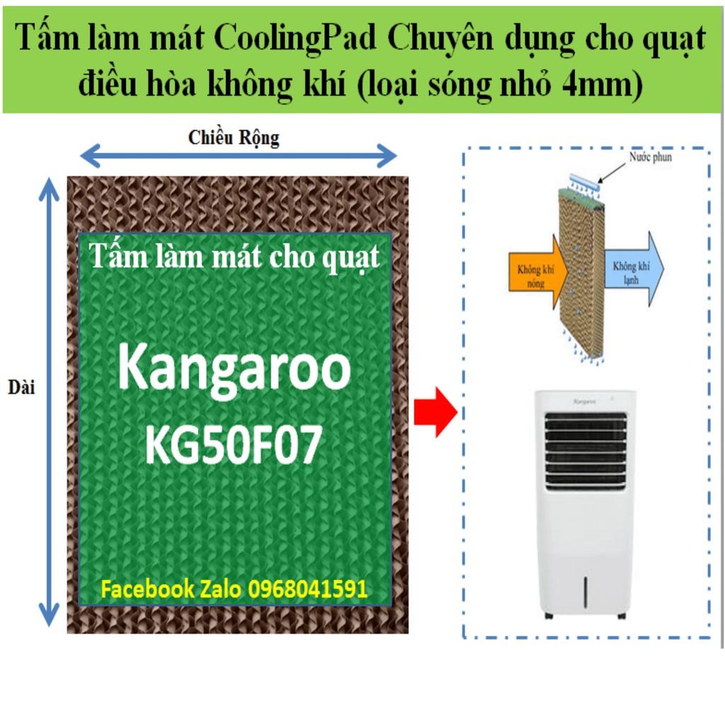 Tấm làm mát Cooling pad cho quạt điều hòa Kangaroo KG50F07