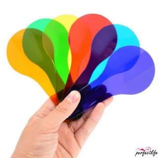 ★HZLMontessori Colour Paddles Mixing 6 Pack Art Kids Learning Science Toys