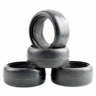 RC T6018 63mm Slick Racing Tires Insert sponge For HSP HPI 1/10 Touring Car