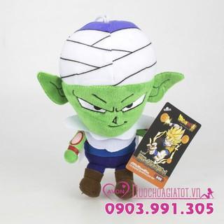 CÓ SẴN – Gấu bông Piccolo Dragon Ball 7 viên ngọc rồng 18cm tặng túi quà