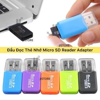 Đầu đọc thẻ nhớ Micro SD card USB reader