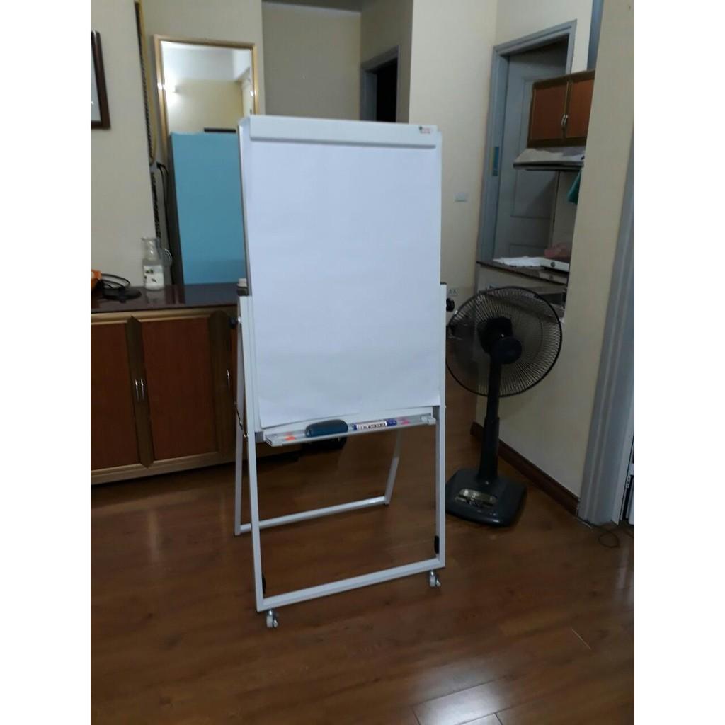 Bảng Flipchart Thuyết Trình - Hội Thảo - Giảng Dậy (Tặng 1 bút, 1 xóa bảng, 6 nam châm, 10 tờ giấy)