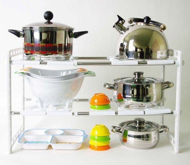 Kệ gầm bếp đa năng - 3266501 , 984625758 , 322_984625758 , 179000 , Ke-gam-bep-da-nang-322_984625758 , shopee.vn , Kệ gầm bếp đa năng
