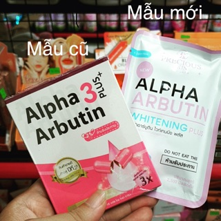vỉ Alpha Arbutin Collagen Thái thumbnail