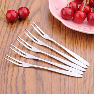 Dĩa ăn trái cây hợp kim chống gỉ cao cấp 88058 thumbnail