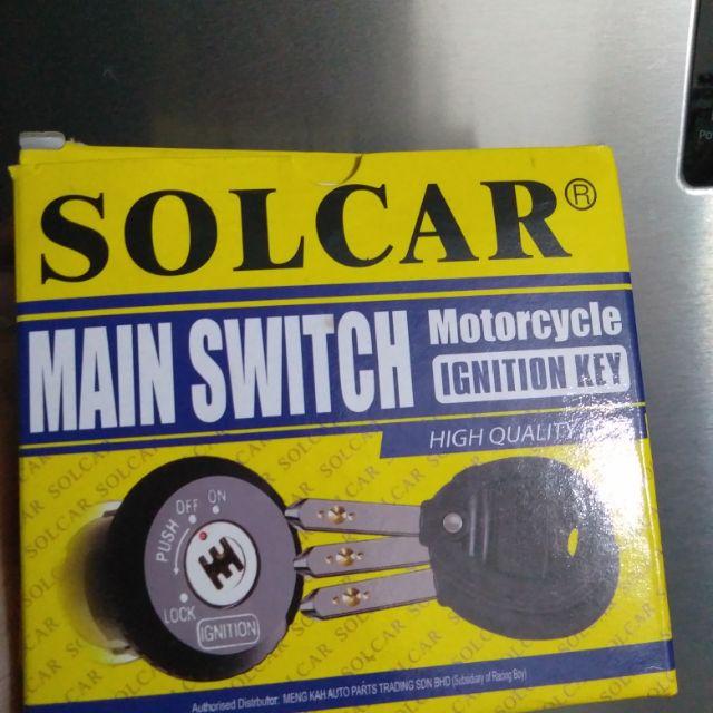 Ổ khóa chống đoản 6 cạnh SOLCAR cho exciter 135 5 số - 3421725 , 1319837984 , 322_1319837984 , 470000 , O-khoa-chong-doan-6-canh-SOLCAR-cho-exciter-135-5-so-322_1319837984 , shopee.vn , Ổ khóa chống đoản 6 cạnh SOLCAR cho exciter 135 5 số
