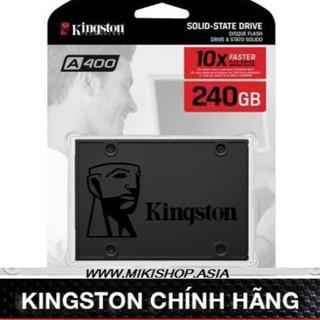 (Vĩnh Xuân PP) Ổ cứng SSD Kingston A400 240GB SATA 3
