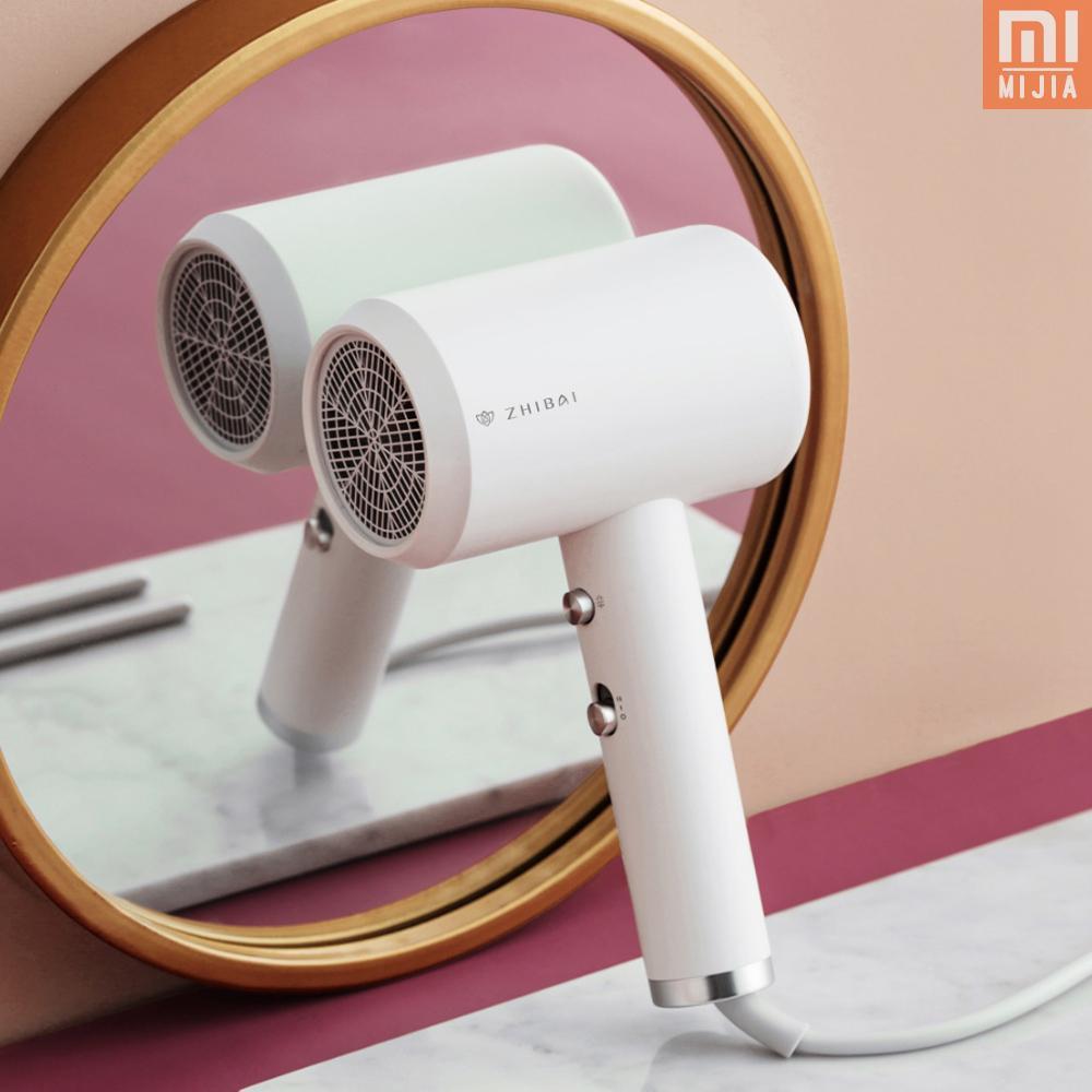 Máy sấy tóc mini Xiaomi Zhibai 1800W 2 tốc độ