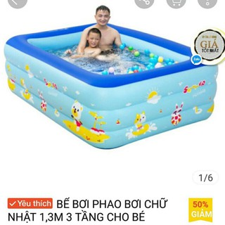 Combo bể bơi cho cs