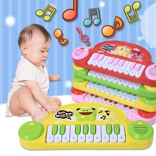 NDK13tttm NDK132019 Đồ chơi nhạc cụ đàn Piano Hallo Baby tạo sự sáng tạo, khơi nguồn âm nhạc cho bé
