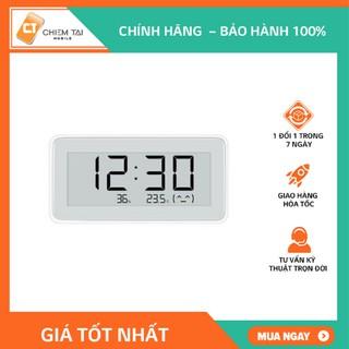 Đồng hồ tích hợp nhiệt độ và độ ẩm Mijia Smart Digital Clock Pro.
