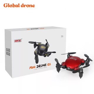 Drone Mini Fly Q2 với 4 trục 2.4 GHZ