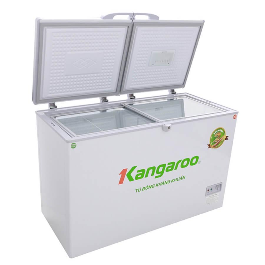 [ELTET500K giảm tối đa 500K] Tủ đông kháng khuẩn Kangaroo 388L 2 ngăn, 2 cánh KG388C2 - 22678725 , 1814713457 , 322_1814713457 , 6667000 , ELTET500K-giam-toi-da-500K-Tu-dong-khang-khuan-Kangaroo-388L-2-ngan-2-canh-KG388C2-322_1814713457 , shopee.vn , [ELTET500K giảm tối đa 500K] Tủ đông kháng khuẩn Kangaroo 388L 2 ngăn, 2 cánh KG388C2