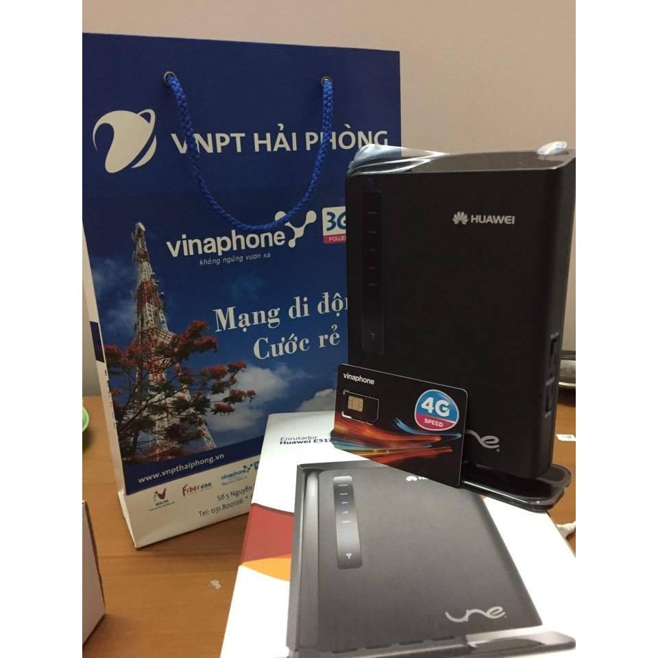 Bộ phát 4G Huawei E5172 + Sim Ezcom Vinaphone 120Gb/tháng trọn gói cả năm - 3038250 , 215890027 , 322_215890027 , 2550000 , Bo-phat-4G-Huawei-E5172-Sim-Ezcom-Vinaphone-120Gb-thang-tron-goi-ca-nam-322_215890027 , shopee.vn , Bộ phát 4G Huawei E5172 + Sim Ezcom Vinaphone 120Gb/tháng trọn gói cả năm