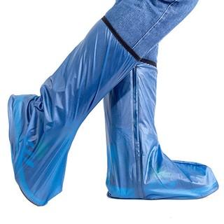 Giày đi mưa cao cổ có đế (size nữ)