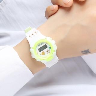 Đồng hồ trẻ em không thấm nước - Đồng hồ điện tử thời trang cho bé