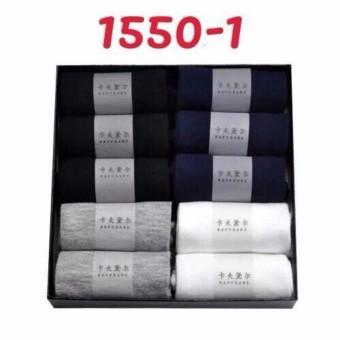 Combo 10 đôi tất chống hôi chân cho nam hàng xuất Nhật