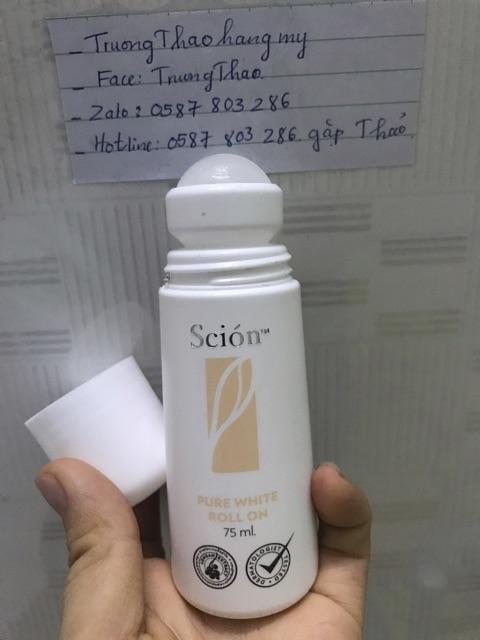 Lăn Khư Mùi Scion mẫu mới hàng chuẩn