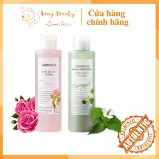 Nước Hoa Hồng MAMONDE Toner Flower Story Làm Sạch Và Dịu Da 250ml