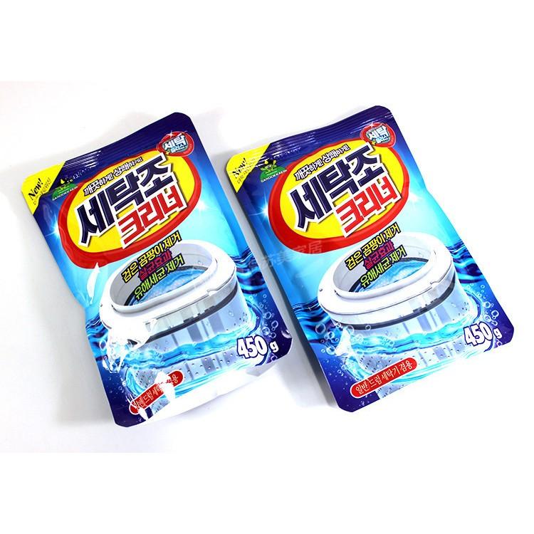 Bột vệ sinh lồng máy giặt Hàn Quốc - 2790507 , 71150311 , 322_71150311 , 45000 , Bot-ve-sinh-long-may-giat-Han-Quoc-322_71150311 , shopee.vn , Bột vệ sinh lồng máy giặt Hàn Quốc