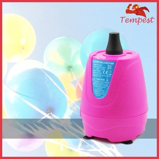 Electric Air Balloon Pump 220v 300w Portable Inflator For Time Party Save Balloon Faster