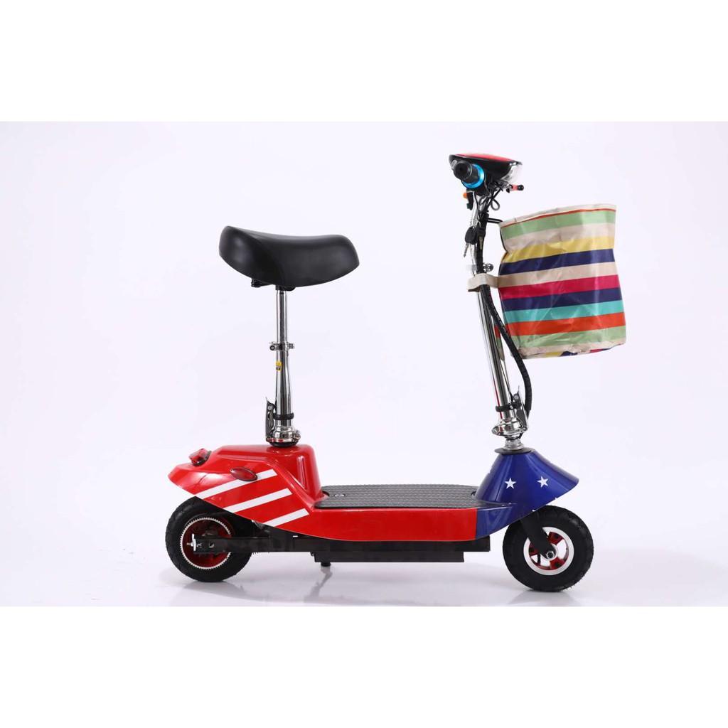 Xe điện mini e scooter 2019