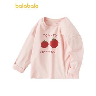 Áo phông tay dài Balabala dành cho bé gái - 21003200105 thumbnail