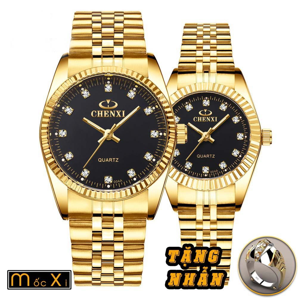 ⚡⚡⚡⚡ĐỒNG HỒ NAM ☪HENXI NHẬT CHÍNH HÃNG - Đồng hồ nam mã ☪2 nam tính , đồng hồ nam máy nhật chống nước chống trầy
