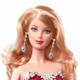Búp bê barbie happy holiday