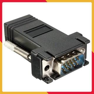 1 Đầu chuyển đổi VGA to Lan
