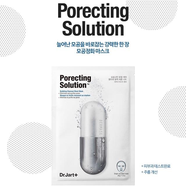 Trả order - Mặt na Dr. Jart Pore Solution