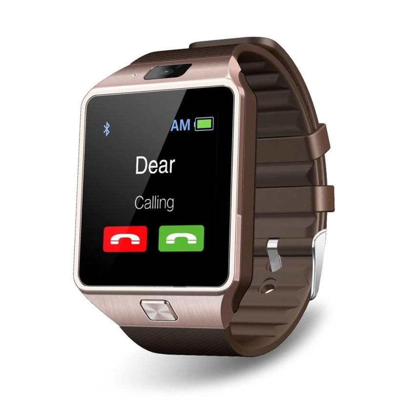 Đồng hồ thông minh hỗ trợ Sim điện thoại Smartwatch J-Tech Watch S (VÀNG)