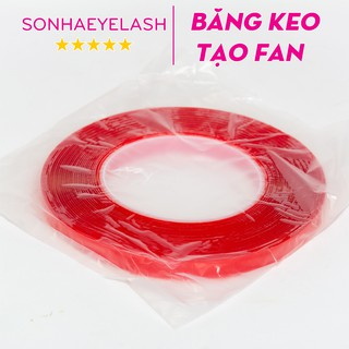 Băng keo tạo fan, băng keo tạo fan volume