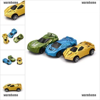 warmhome Mini Pull back simulation car Plastic Birthday Christmas Gift For Kids Car toys thro
