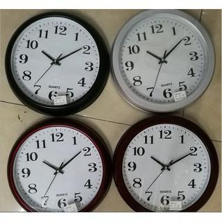 Đồng hồ treo tường (Tròn)