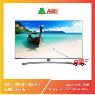 Smart Tivi LG 4K 65 inch 65UK75