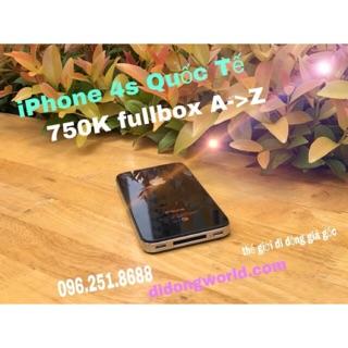 Điện Thoại iPhone 4s 8G