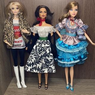 Búp bê barbie Andy warhol Italy Alice collector